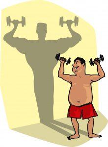 Weight Training Sheds Fat