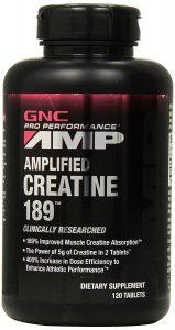 GNC AMP 189
