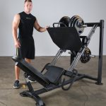 Powertec Leg sled